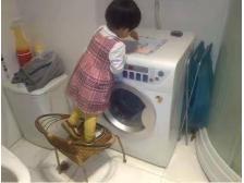 如何清洗滚筒洗衣机,这些方法要学学