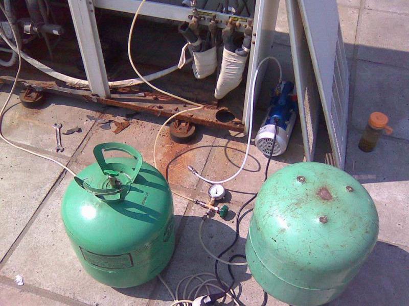 空调制热与氟有关吗