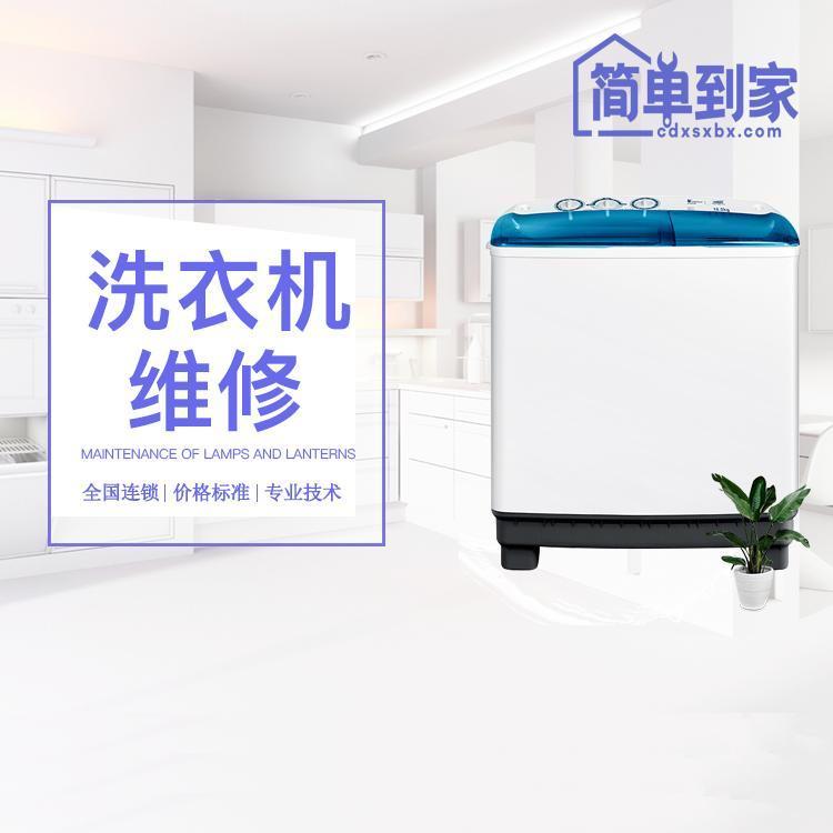 波轮全自动洗衣机维修(5kg及以下)