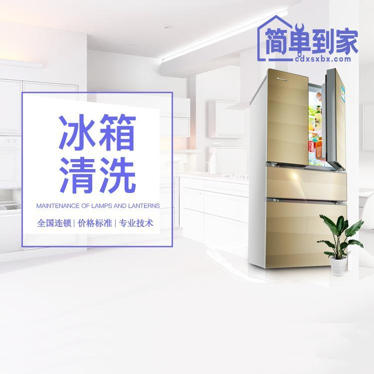 冰箱清洗(>650L)