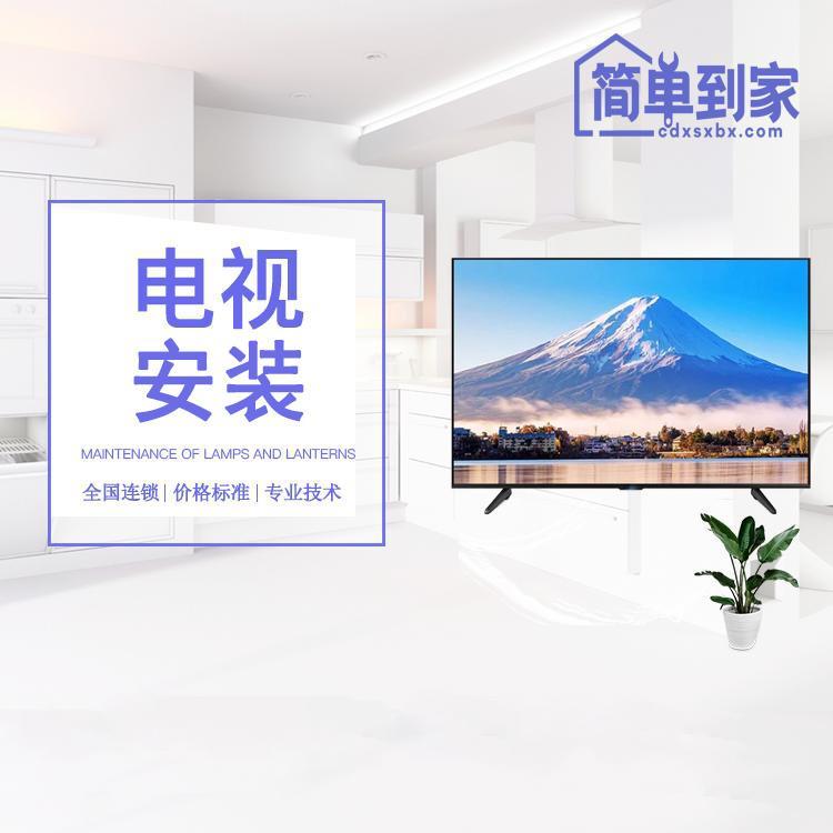电视安装(42-54吋)