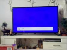 电视蓝屏没图像怎么办?电视机蓝屏咋调回来啊